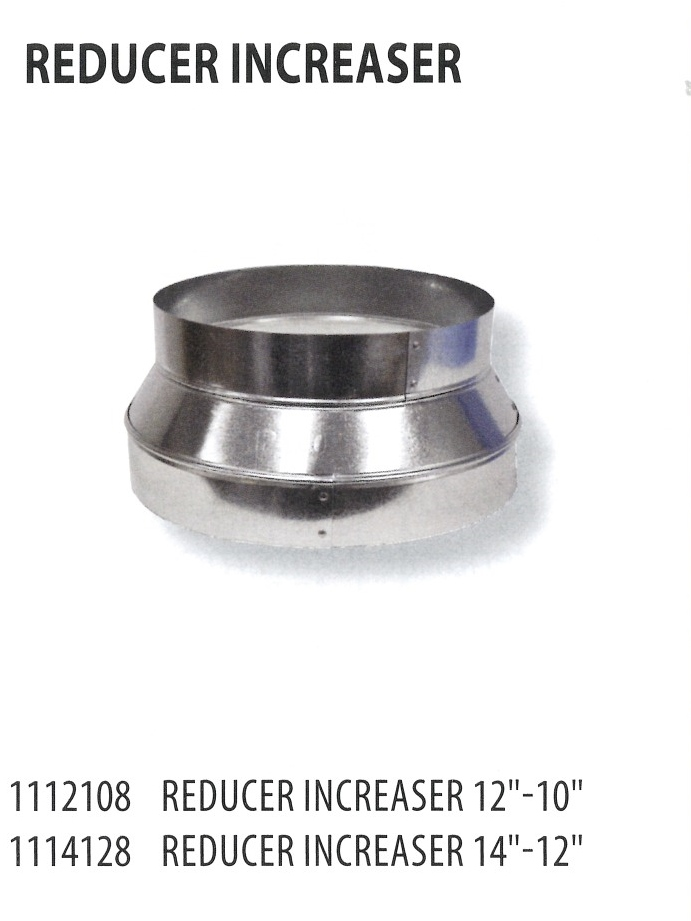 1112108 1114128 REDUCER INCREASER