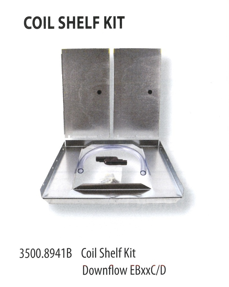 3500.8941B COIL SHELF KIT