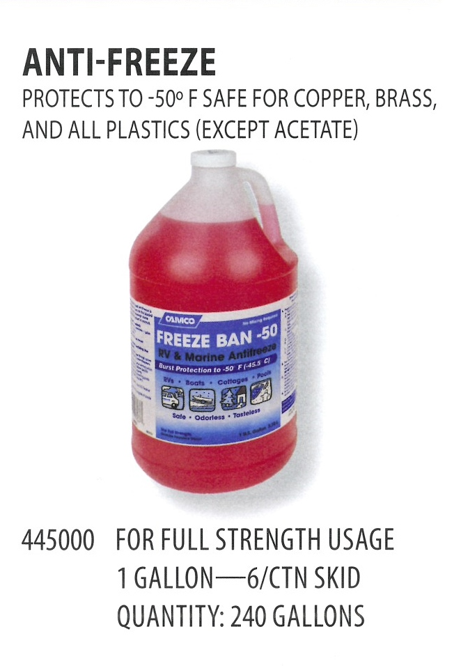 445000 ANTI-FREEZE