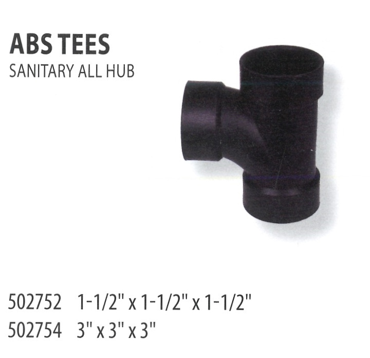 502752 ABS TEES