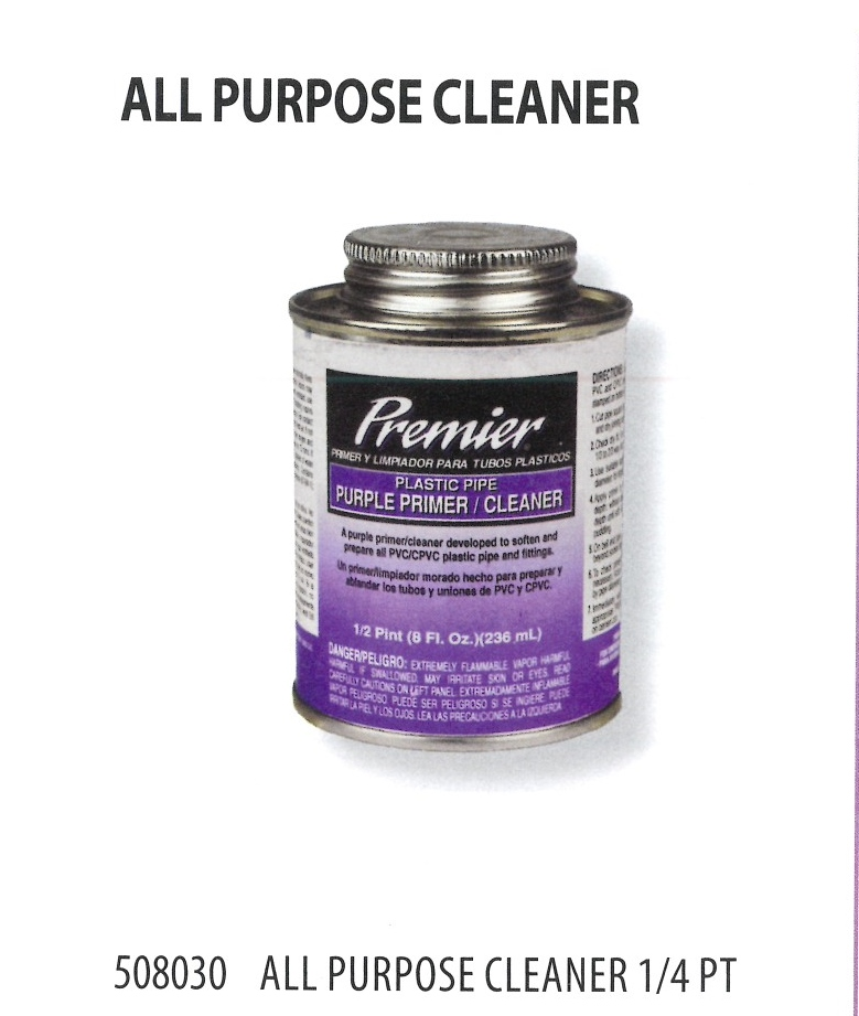 508030 ALL PURPOSE CLEANER