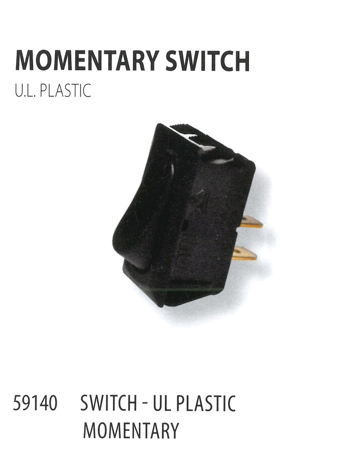 59140 MOMENTARY SWITCH