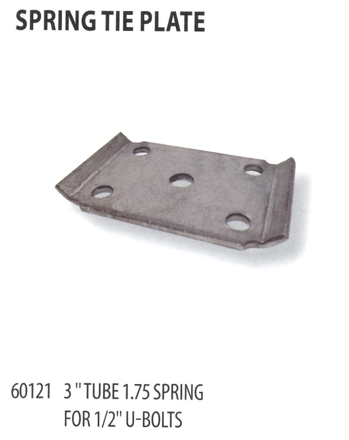 60121 SPRING TIE PLATE
